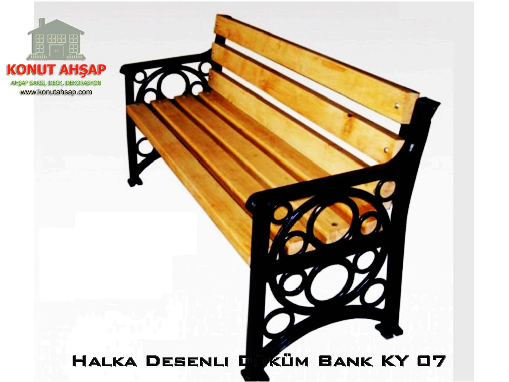 Halka Desenli Döküm Bank KY 07