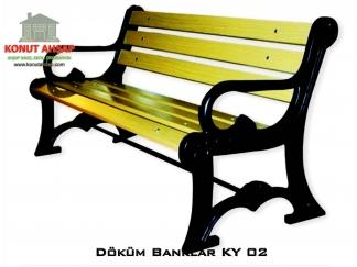 Döküm Banklar KY 02