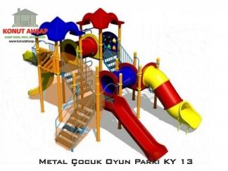 Metal Çocuk Oyun Parkı KY 13