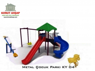 Metal Çocuk Parkı KY 04