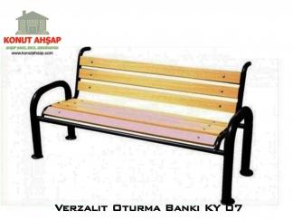 Verzalit Oturma Bankı KY 07