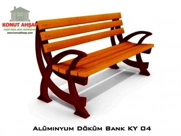 Alüminyum Döküm Bank KY 04
