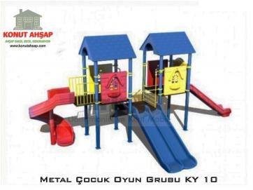 Metal Çocuk Oyun Grubu KY 10