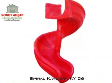 Spiral Kaydırak KY 06