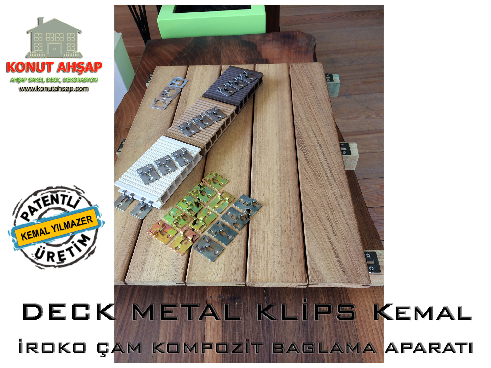 Deck Metal