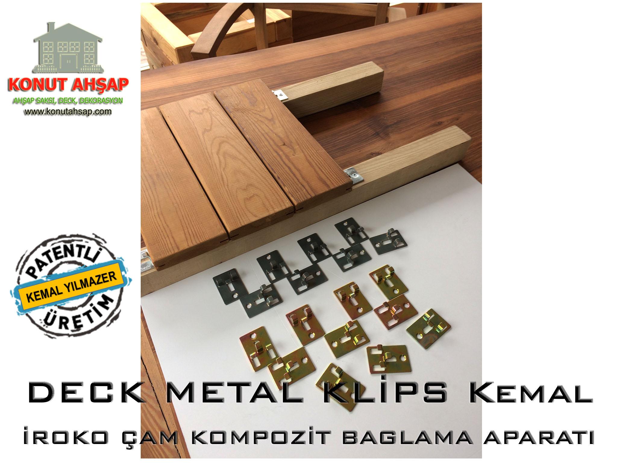 Deck Klips
