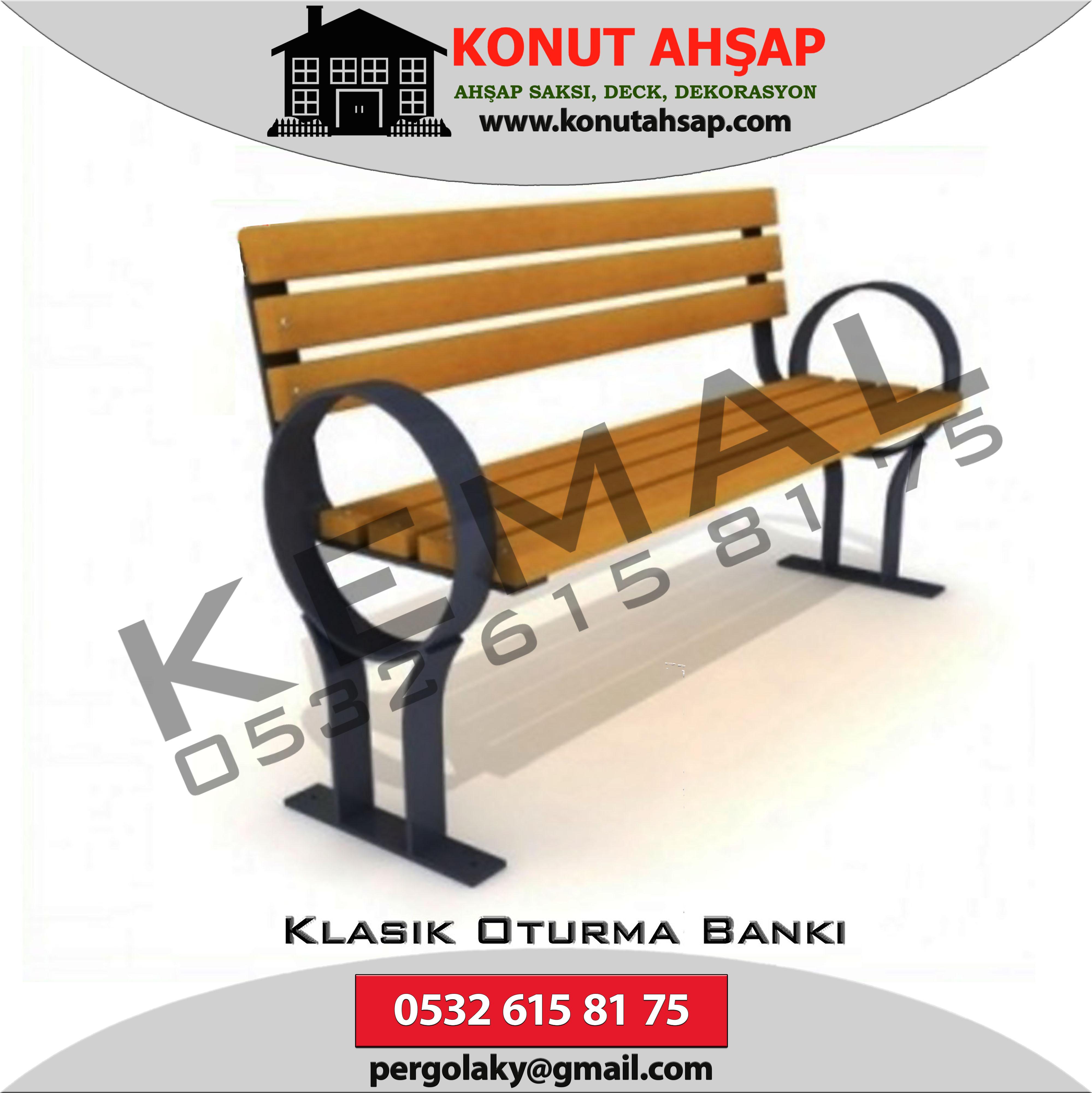 Klasik Oturma Bankı