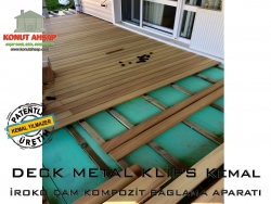 Deck Metal Klips