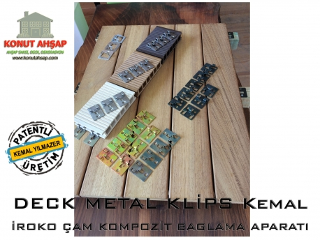 Deck Metal Kompozitler