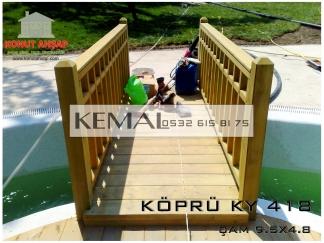 Ahşap Köprü ve Deck