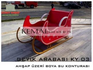 Geyik Arabası KY 03
