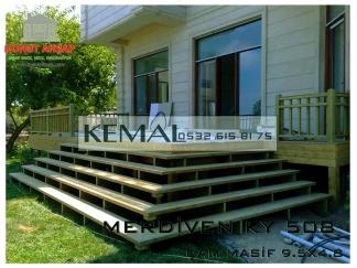Merdiven Ahşap  KY 508
