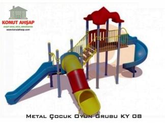 Metal Çocuk Oyun Grubu KY 08