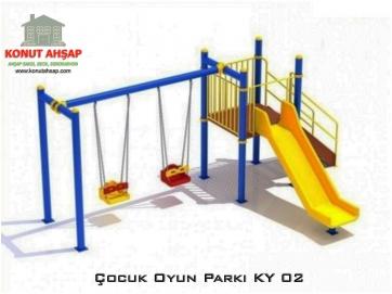 Çocuk Oyun Parkı KY 02