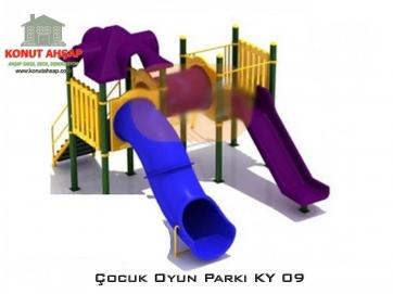 Çocuk Oyun Parkı KY 09